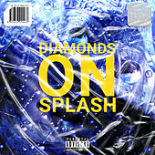 Diamonds On Splash by Maurice Moore