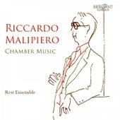 Malipiero: Chamber Music by Rest Ensemble