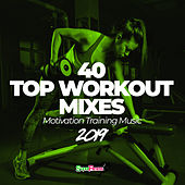 40 Top Workout Mixes 2019: Motivation Training Music de Various Artists