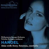 Handel: Arias de Avery Amereau