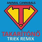 Takarítónő de Animal Cannibals