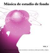 Música de estudio de fondo: Música tranquila para leer, música para concentrarse y concentrarse y música para meditar y relajarse, Vol. 4 de Musica para Concentrarse