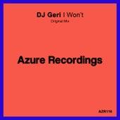 I Won't van DJ Geri