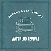 Something You Ain't Ever Had von Waterloo Revival