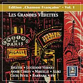Edition Chanson française, Vol. 1: Les grandes vedettes (Remastered 2020) by Various Artists