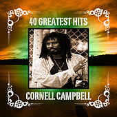 40 Greatest Hits de Cornell Campbell
