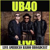 UB40 Live (Live) by UB40