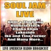 Soul Jam Live (Live) de Various Artists