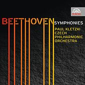 Beethoven: Symphonies by Czech Philharmonic Orchestra