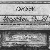 Frédéric Chopin: 4 Mazurkas, Op. 24 von Gustaf Oloveson