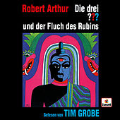 Tim Grobe liest ...und der Fluch des Rubins von Die drei ???