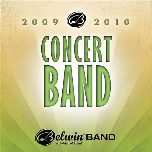 Concert Band (2009-2010) by Various Artists