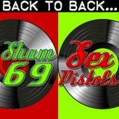 Back To Back: Sham 69 & Sex Pistols de Various Artists