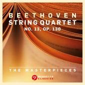The Masterpieces, Beethoven: String Quartet No. 13 in B-Flat Major, Op. 130 de Fine Arts Quartet
