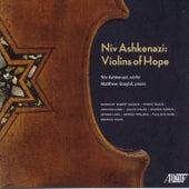 Niv Ashkenazi: Violins of Hope von Niv Ashkenazi