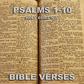 Holy Bible Niv Psalms 1-10 de Bible Verses