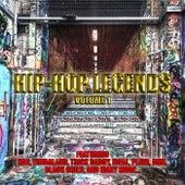 Hip-Hop Legends Vol. 1 van Various Artists