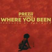WHERE YOU BEEN von Prezii