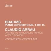 Brahms: Piano Concerto No. 1. Op. 15 (Live Recording, Lausanne 1978) von Claudio Arrau