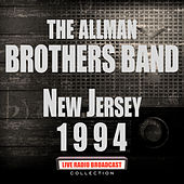 New Jersey 1994 (Live) de The Allman Brothers Band