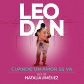 Cuando un Amor Se Va (En Vivo) de Leo Dan