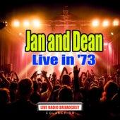 Live in '73 (Live) de Jan & Dean