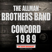 Concord 1989 (Live) de The Allman Brothers Band