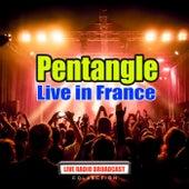 Live in France (Live) de Pentangle