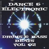 Dance & Electronic - Drums & Bass Beats Vol. 02 de Various Artists