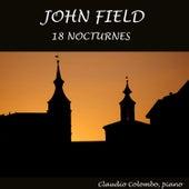 John Field: 18 Nocturnes by Claudio Colombo