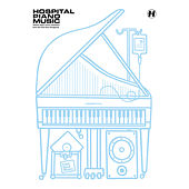 Hospital Piano Songbook von The Hospital Pianist