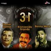 3 En 1 de Daniel Santos