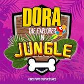 Dora the Explorer in Jungle di Kids Pups Superstars