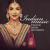 Indian music (Classical Indian Instruments, Mandala & Prana, Hindi, Healing Karma, Santur and Bansuri Experience) de India Tribe Music Collection