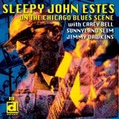On the Chicago Blues Scene de Sleepy John Estes