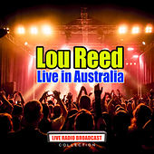 Live in Australia (Live) de Lou Reed