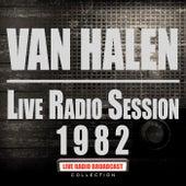 Live Radio Session 1982 (Live) de Van Halen