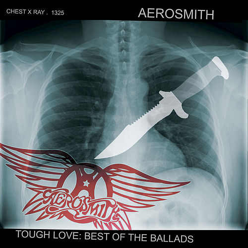 Tough Love: Best Of The Ballads by Aerosmith