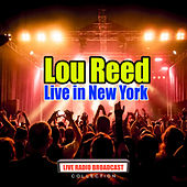 Live in New York (Live) de Lou Reed