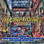 Hip-Hop Legends Vol. 2 de Various Artists