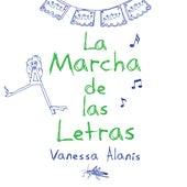 La Marcha de las Letras by Vanessa Alanís