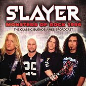 Monsters Of Rock 1994 de Slayer
