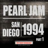 San Diego 1994 Part 1 (Live) de Pearl Jam