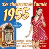 Les chansons de l'année 1955 von Various Artists