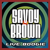 Live Boogie by Savoy Brown