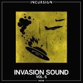 Invasion Sound, Vol. 5 von Various Artists