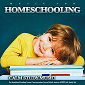Music For Homeschooling: Calm Study Music For Studying, Reading, Focus, Concentration, Stress Relief, Anxiety, ADHD Aid, Study Aid de Deep Focus