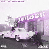 Skateboard Cane (CHOPPED NOT SLOPPED) von Stockz