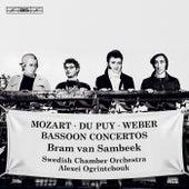 Mozart, Weber & Du Puy: Bassoon Concertos de Bram van Sambeek