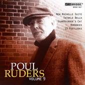 The Music of Poul Ruders, Vol. 9 de Various Artists